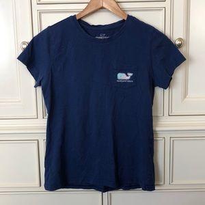 Vineyard Vines US Flag T-shirt Sz Small